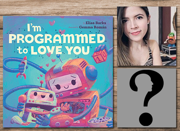 I'm Programmed to Love You Cover Image Hazy Dell Press, Author Image by Gordon Johnson from Pixabay, Illustrator Image Gemma Roman