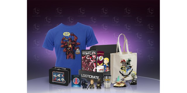 Lootcrate \ Image: Lootcrate