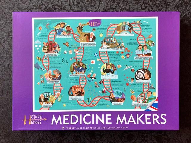 Medicine Makers Jigsaw, Image Sophie Brown
