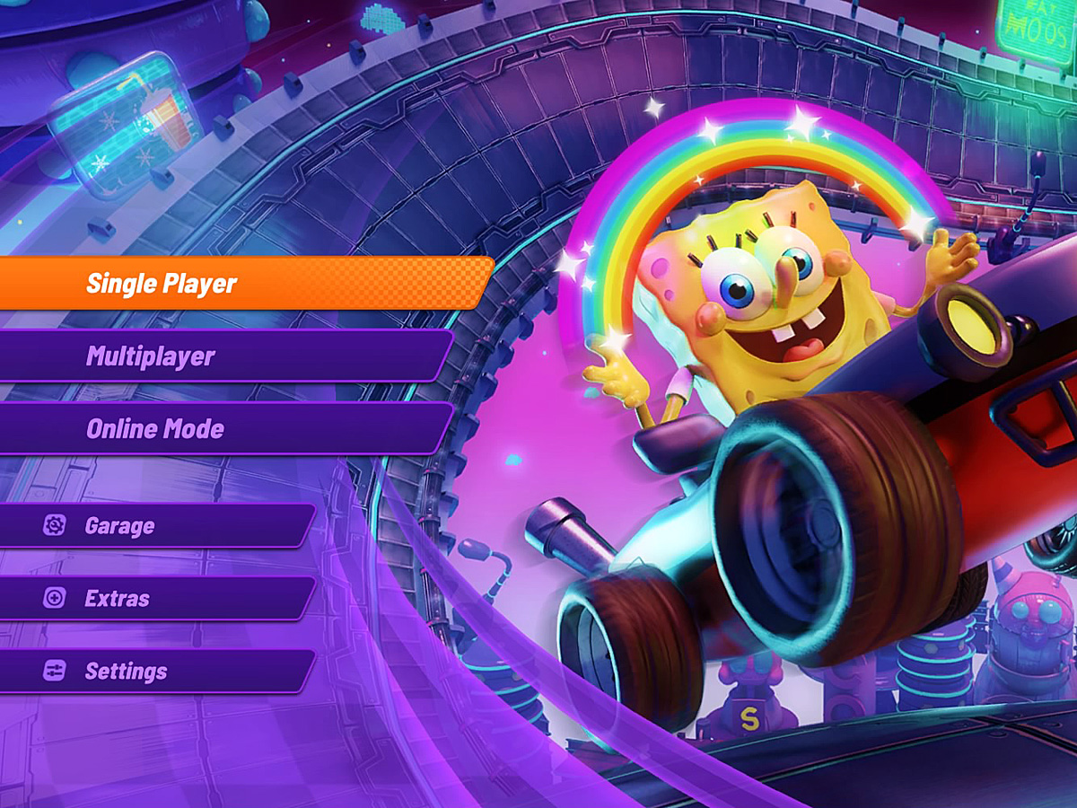 Nickelodeon Kart Racers 2 Grand Prix, Image GameMill Entertainment