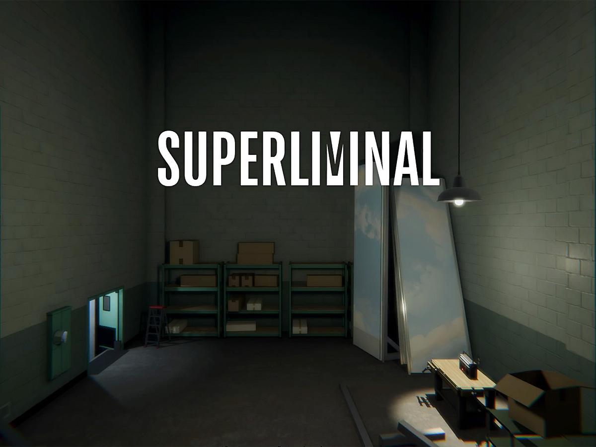 Superliminal, Image Pillow Castle