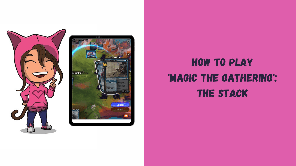 How to Play MtG The Stack