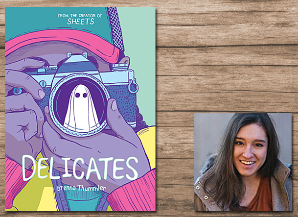Delicates Cover Image, Lion Forge