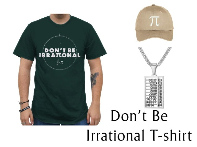 There's nothing irrational about this get up. \ Images: Svaha