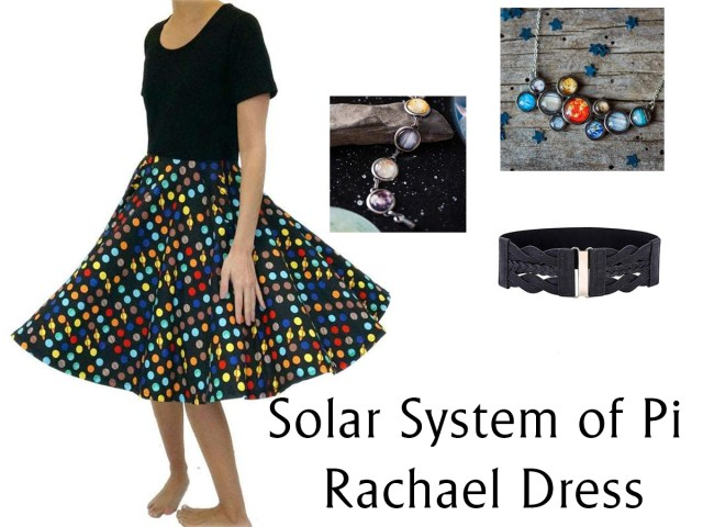 A galactic outfit for all occasions. \ Images: Svaha