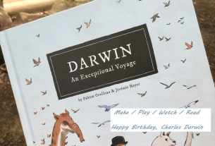 cover image Darwin: An Exceptional Journey