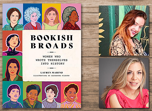 Bookish Broads Cover Image, Abrams