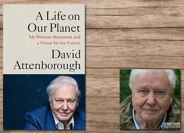 A Life on Our Planet Cover Image, Grand Central Publishing