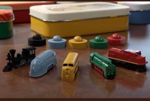 Deluxe Board Game Train Sets, Image The Little Plastic Train Company