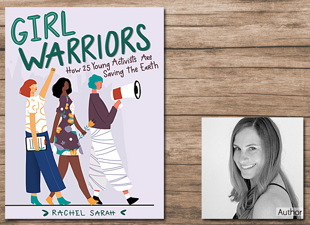 Girl Warriors Cover Image, Chicago Review Press