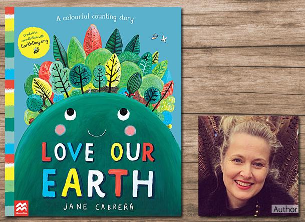 Love Our Earth, Cover Image Macmillan Children's Books