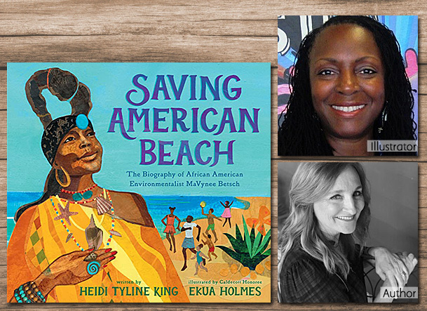 Saving American Beach Cover Image, GP Putnam's Sons