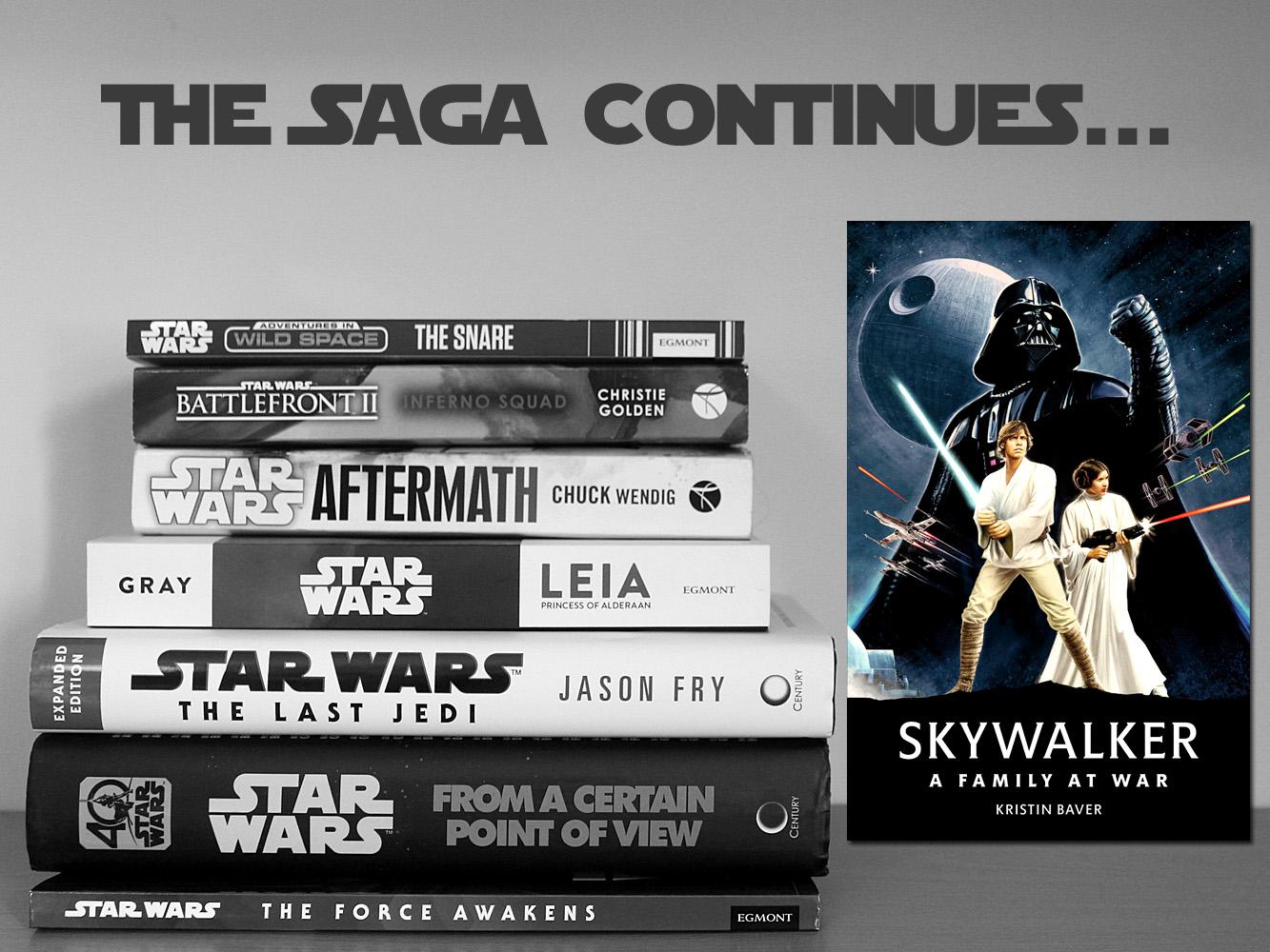 Skywalker A Family At War