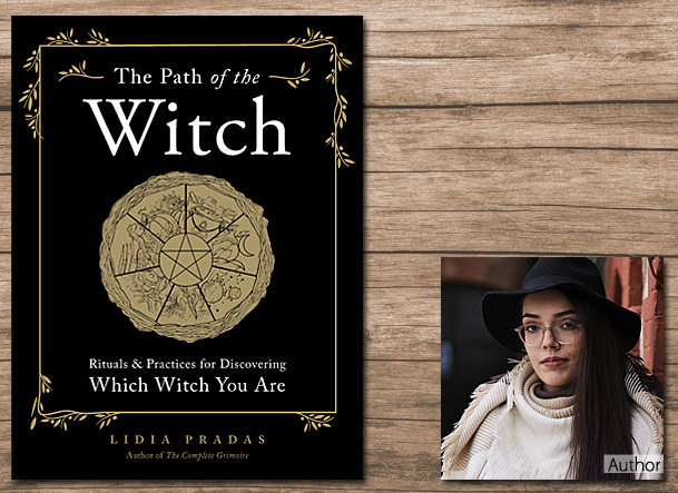 The Path of the Witch, Cover Image Fair Winds Press