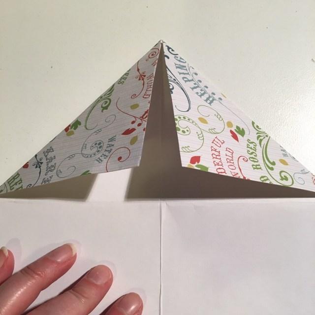 DIY Paper Airplane