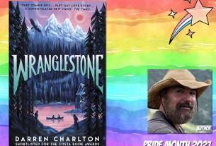Pride Month - Wranglestone by Darren Charlton