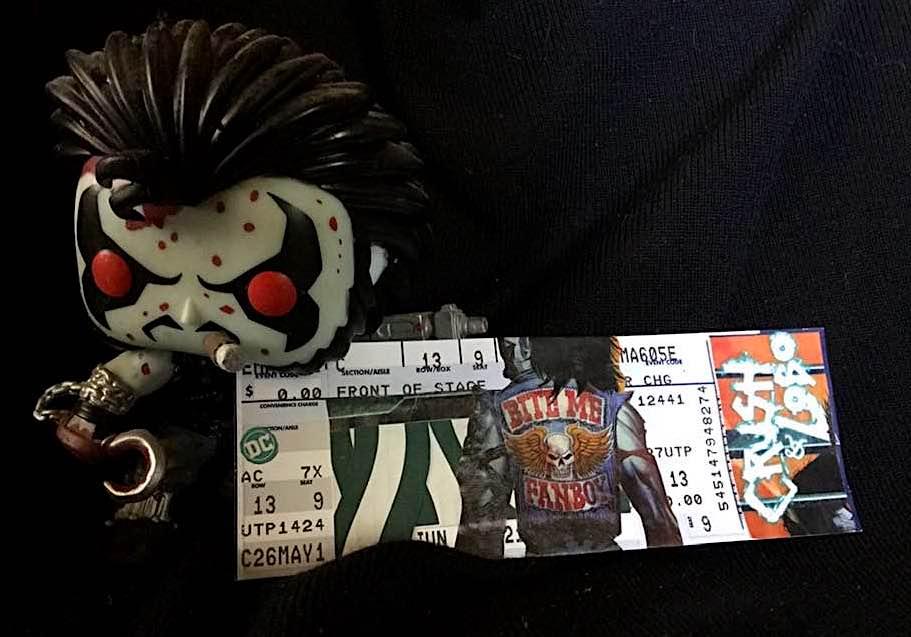 lobo ticket