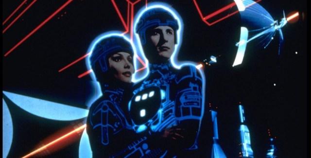 Tron Original movie game develop