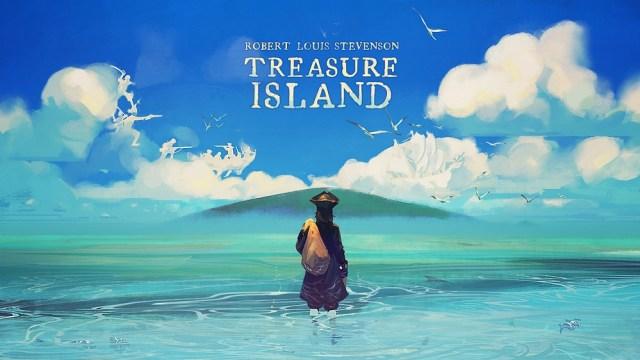 "Artist impression of ""Treasure Island"" by Lorenzo Nuti"