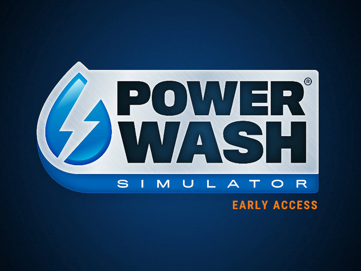 Powerwash Simulator Logo