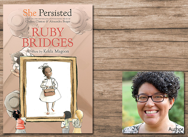 She Persisted Ruby Bridges Cover Image, Philomel Books