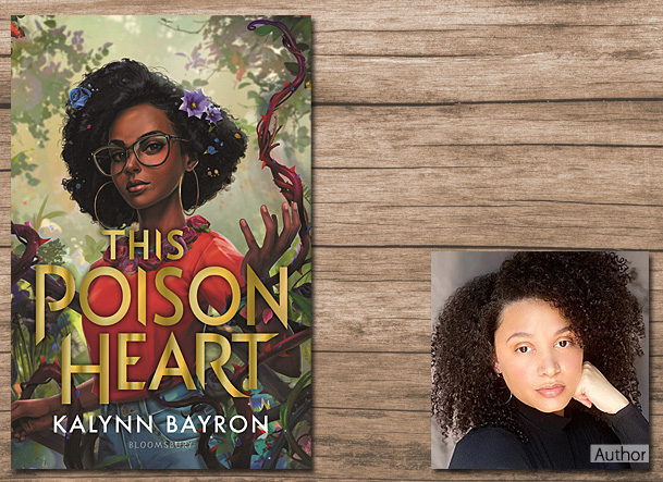 This Poison Heart Cover Image, Bloomsbury YA