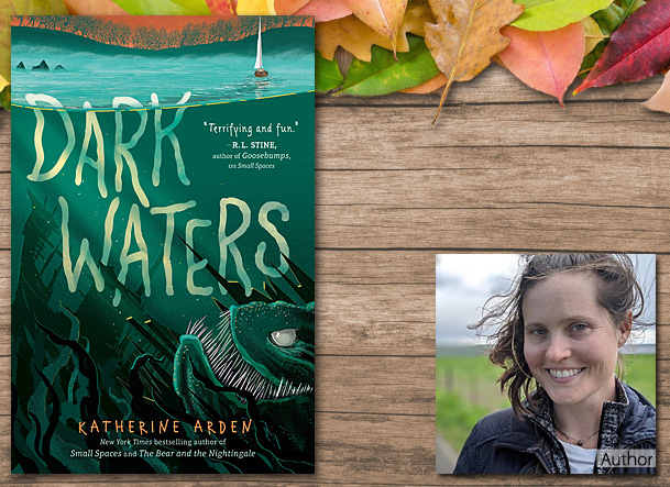 Dark Waters Cover Image, GP Putnam's Sons Books for Young Readers