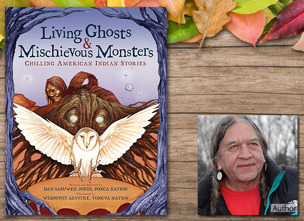 Living Ghosts and Mischievous Monsters Cover Image, Scholastic