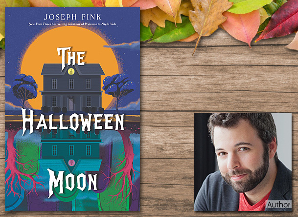 The Halloween Moon Cover Image, Quill Tree Books