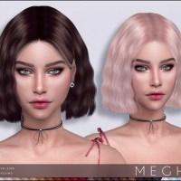 Conteúdo Personalizado The Sims 4 Cabelos