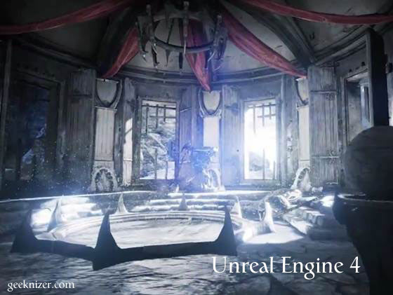 Best Gaming Engine: Unreal Engine 4
