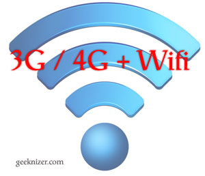 Combine 3G 4G Mobile Data + Wifi together to Boost Download Speeds