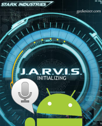 Iron Man S Jarvis Personal Assistant App On Android