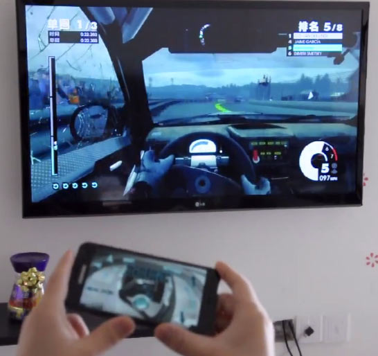 Use Android as JoyStick Controller, Racing Wheel, Gyro