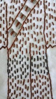 Star Wars: Chewbacca Free Embroidery Pattern