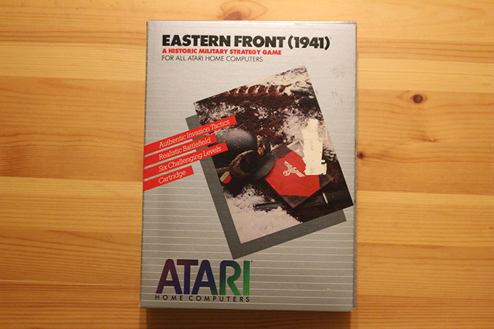 Eastern Front (1941), Chris Crawford & Atari, 1981.