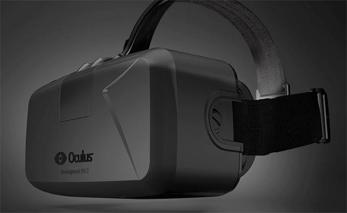Oculus Rift DK2 headset, Oculus VR