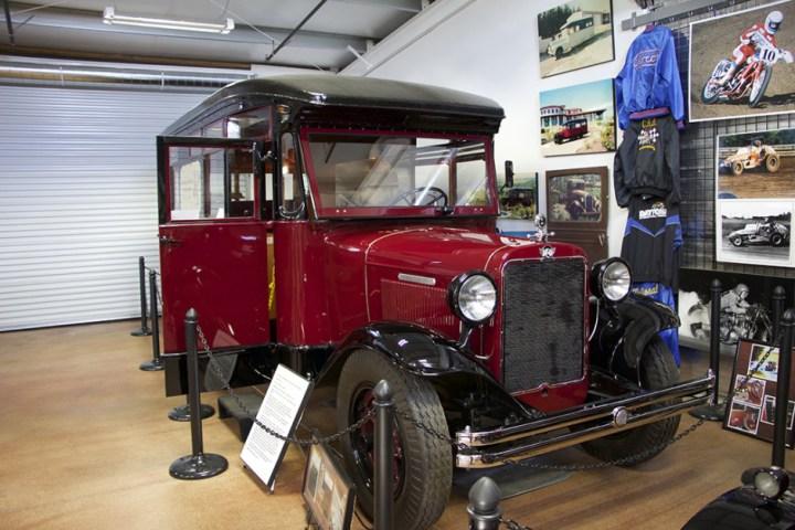The 1929 REO Speedwagon Camper.