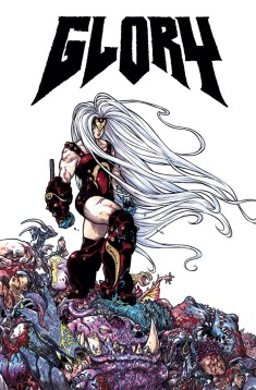 cover of Keatinge & Campbell's Glory #23 (2012)