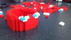 Pixel Bricks Blinky Progress