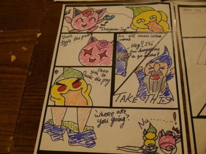 Pokemon Dungeon Adventure