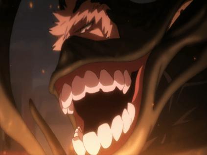 The goo monster that attacked Izuku before.