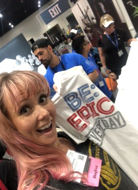 Be Epic everyday T-shirt