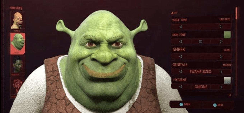 Cyberpunk2077_Shrek