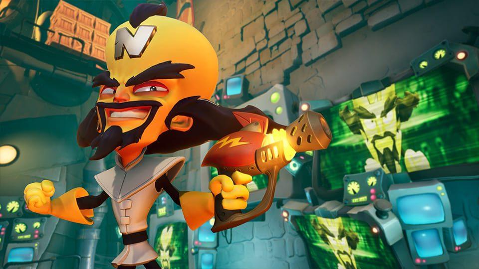 Crash Bandicoot 4 - 3
