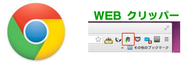 webクリッパー