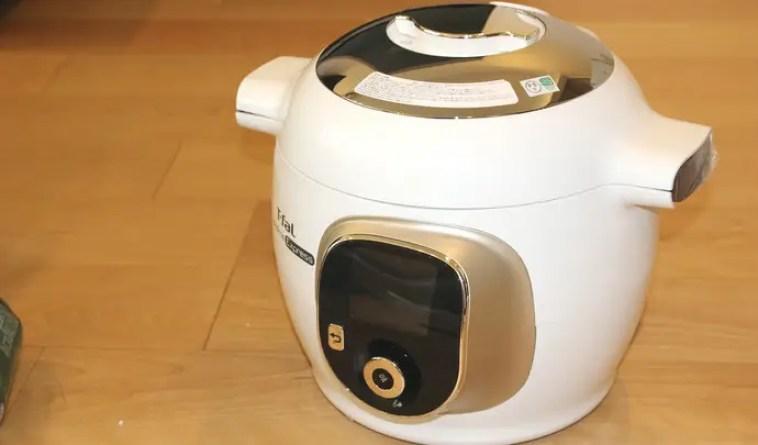 ティファール電気圧力鍋