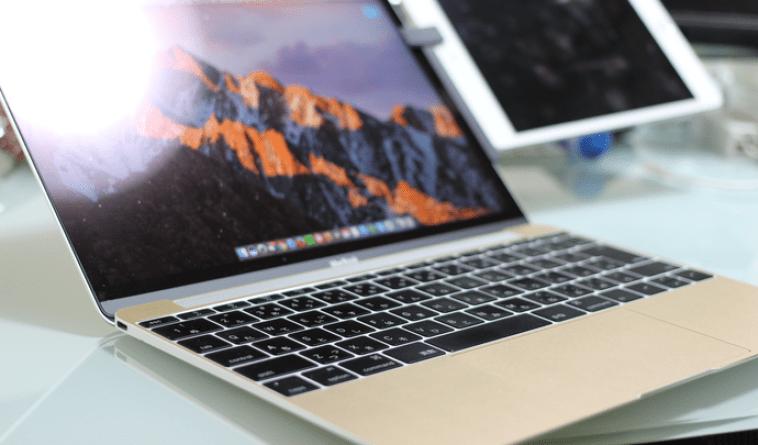 Macbookとipadでデュアルディスプレイ化
