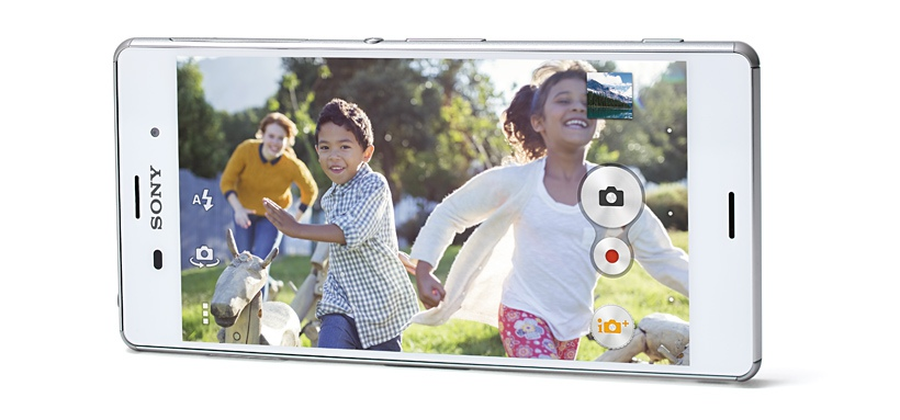 XperiaZ3カメラ機能
