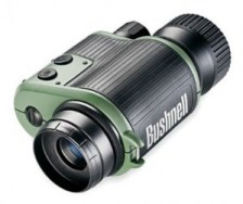 Budget Night Vision Bushnell Night Watch 2x24 Built in Infrared Monocular